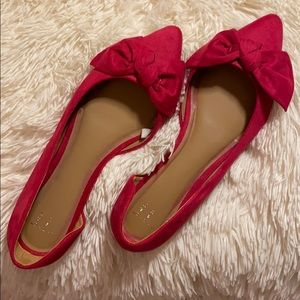 A New Day Jamye Ballet Flats- never worn